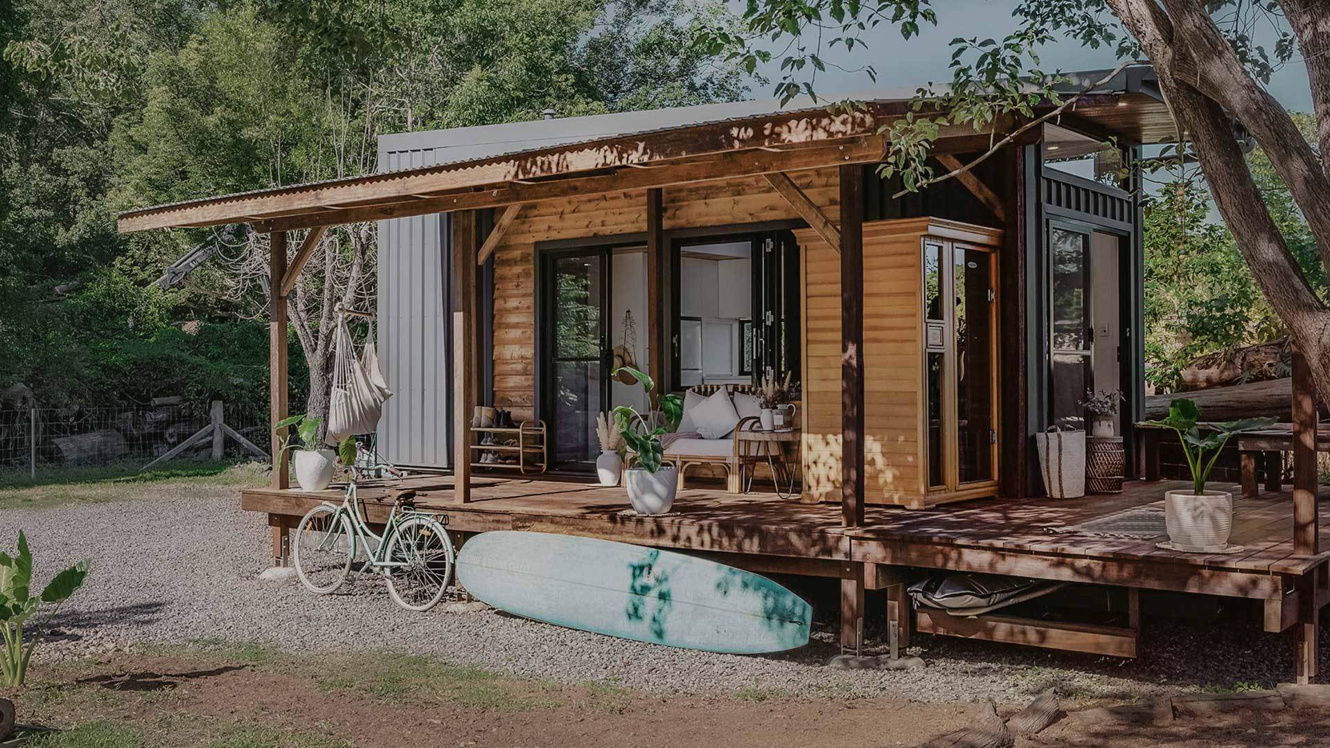 The Country House Company tiny houses in australia for sale - aussie tiny houses